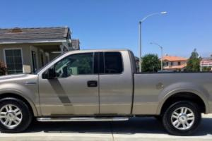 2004 Ford F-150 Ext Cab