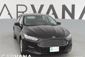 2014 Ford Fusion Fusion S