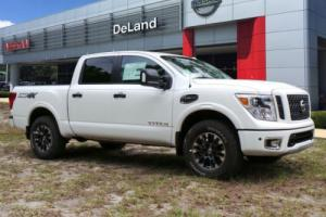 2017 Nissan Titan 2017 Titan Pro-4X With Luxury Package