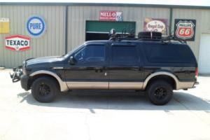 2001 Ford Excursion Limited Photo