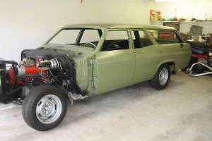 1966 Chevrolet Bel Air/150/210 6 passenger wagon