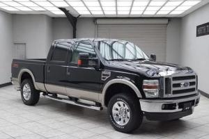 2008 Ford F-250 Lariat Diesel 4x4 Heated Leather Tailgate Step