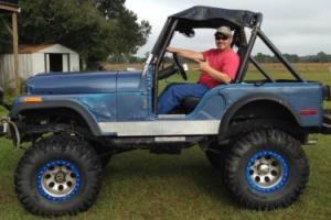 1980 Jeep CJ CJ 5
