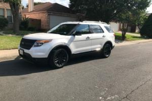 2011 Ford Explorer Sport Pack