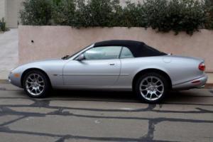 2002 Jaguar XKR Photo