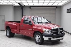 2006 Dodge Other Pickups ST Diesel 2WD Dually 6-Speed Regular Cab