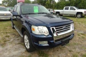 2007 Ford Explorer Sport Trac Limited 4dr Crew Cab V6