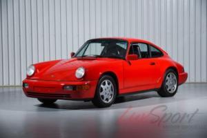 1991 Porsche 964 Carrera 2 Coupe Carrera