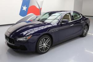 2014 Maserati Ghibli S Q4 AWD SUNROOF NAV REAR CAM