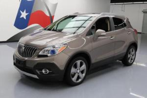 2014 Buick Encore LEATHER SUNROOF NAV HTD SEATS