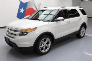 2013 Ford Explorer LTD 7-PASS HTD LEATHER REAR CAM