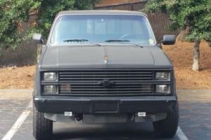 1984 Chevrolet C/K Pickup 1500 Photo