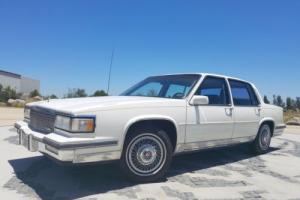 1988 Cadillac Fleetwood Fleetwood  d'Elegance