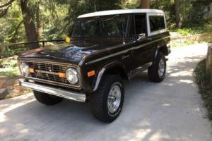 1972 Ford Bronco Photo