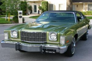 1974 Ford Torino ELITE - 66K MILES
