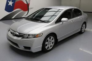 2010 Honda Civic LX SEDAN AUTO CRUISE CTRL CD AUDIO