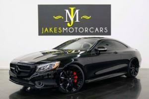 2015 Mercedes-Benz S-Class S550 Coupe 4MATIC RENNtech Photo