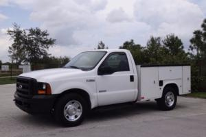 2007 Ford F-350 Service Utility Body