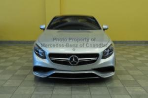 2016 Mercedes-Benz S-Class 2dr Coupe AMG S 63 4MATIC