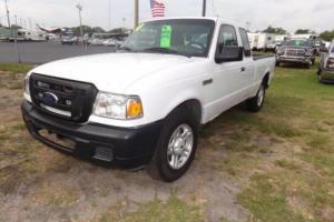 2010 Ford Ranger --