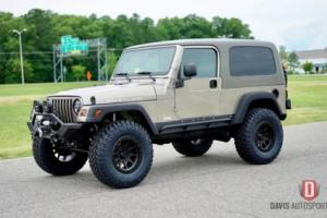 2006 Jeep Wrangler LJ Rubicon / Low Miles / New Lift & Mods