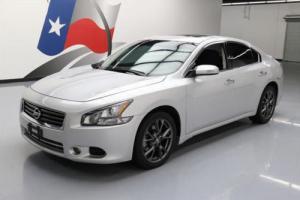 2012 Nissan Maxima 3.5 S LTD ED SUNROOF SPOILER