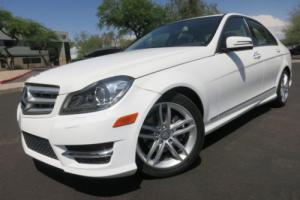 2013 Mercedes-Benz C-Class C250 Sport Sedan Photo
