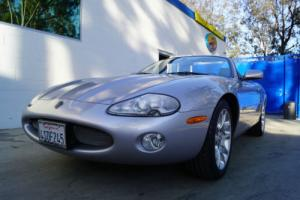 2001 Jaguar XKR SUPERCHARGED V8 CONVERTIBLE