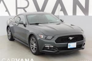 2015 Ford Mustang Mustang EcoBoost Premium