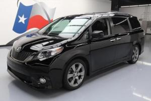2014 Toyota Sienna SE 8-PASS SUNROOF NAV DVD REAR CAM