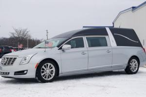 2013 Cadillac XTS Hearse