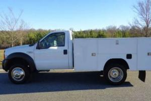2007 Ford F-550 --