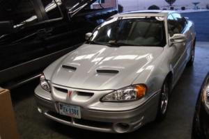 2001 Pontiac Grand Am GT1 for Sale