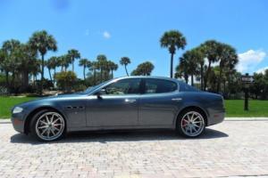 2007 Maserati Quattroporte Executive GT DuoSelect 4dr Sedan Sedan 4-Door