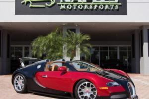 2012 Bugatti Veyron GrandSport 16:4