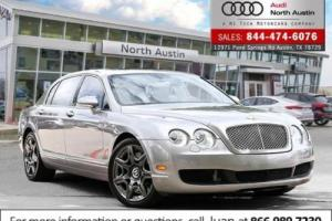 2008 Bentley Continental Flying Spur 4dr Sdn Photo