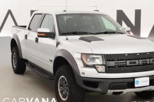 2011 Ford F-150 F-150 SVT Raptor W/ Towing Pkg