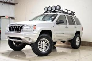 2004 Jeep Grand Cherokee LIFTED 4X4 Limited