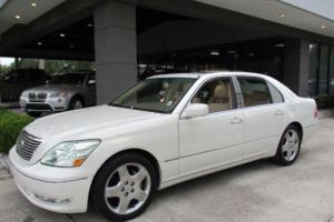 2006 Lexus LS Sedan