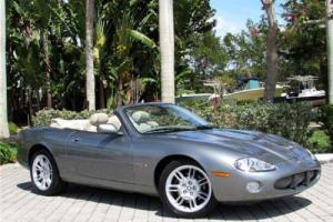 2002 Jaguar XKR SuperCharged