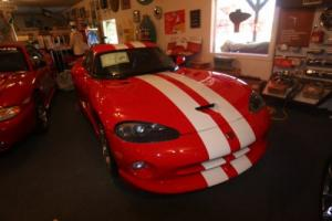 2002 Dodge Viper final edition Photo