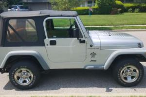 2002 Jeep Wrangler ESTATE SALE! Photo