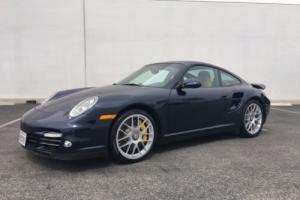 2011 Porsche 911 2dr Coupe S Turbo