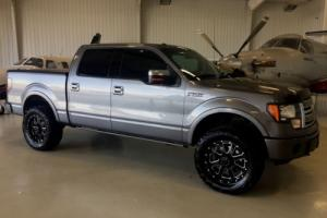 2011 Ford F-150 Platinum SuperCrew 4X4-5.0 V8-Lifted–35's