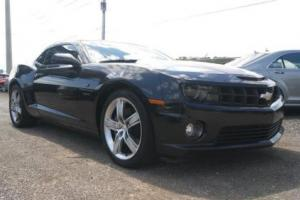 2012 Chevrolet Camaro SS 2dr Coupe w/2SS Coupe V8 6.2L