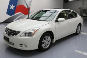 2012 Nissan Altima 2.5 SL AUTO HTD LEATHER SUNROOF