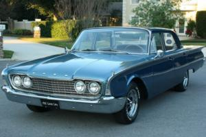 1960 Ford Fairlane SEDAN - REFRESHED - 51K MILES