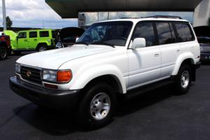1997 Toyota Land Cruiser 4X4