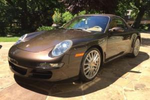 2008 Porsche 911 Cabriolet