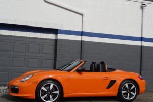 2008 Porsche Boxster --
